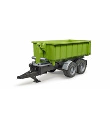 Bruder - Roll-Off Container trailer for tractors (BR2035)