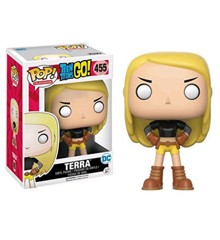 Funko Pop! Television: Teen Titans Go! - Terra 455 (11810-PX-1NF)