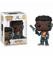 Funko Pop! Games: Overwatch: Baptiste 559 (44519)