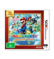 Mario Party: Island Tour (AUS)