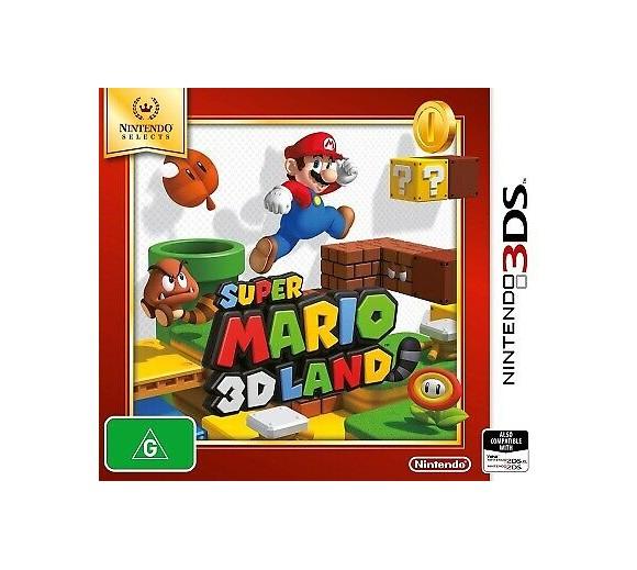 Super Mario 3D Land (AUS)