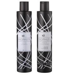 IdHAIR - Niophlex Shampoo Rescue 250 ml + Conditioner 250 ml
