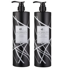 IdHAIR - Niophlex Shampoo Rescue 1000 ml + Conditioner 1000 ml