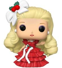 Funko! POP - Diamond Glitter Exclusive - Barbie Original Holiday (50973)