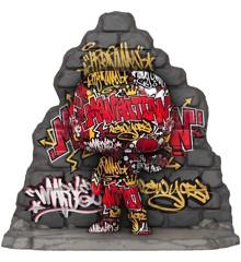 Funko! POP - Deluxe Exclusive Marvel - Iron Man(Graffiti) (52710)