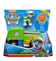 Paw Patrol - Basic Vehicle Rocky (6061804)