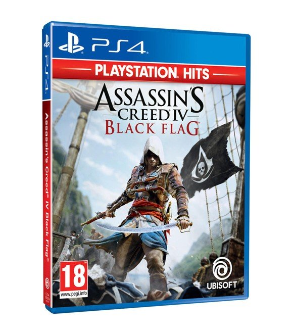 Assassin's Creed IV (4) Black Flag (Playstation Hits)