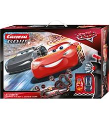 Carrera -  GO!!! Set - Disney Cars 3 - Let's Race! (20062475)