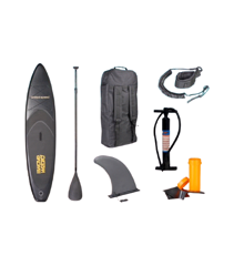 Wave Wizard - SUP Board - Limited Speed - Black (212222)