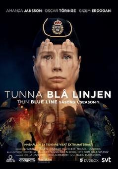 Thin Blue Line Season 1 (7350007157386)