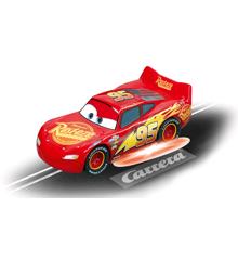 Carrera -  GO!!! Car - Disney·Pixar Cars - Lightning McQueen - Neon Nights (20064150)