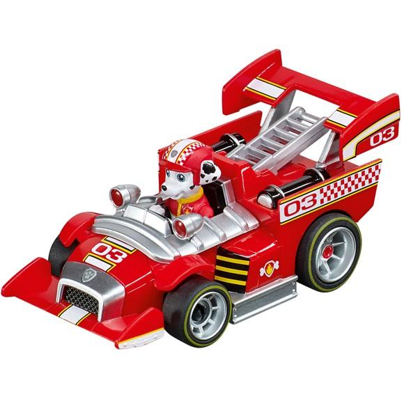 Carrera -  GO!!! Bil - PAW Patrol - Ready Race Rescue - Marshall