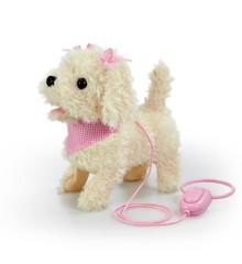 Happy Pets - Walk Along Cream Puppy