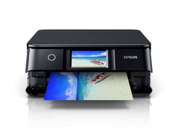 Epson - Expression Photo XP-8600 Inkjet Multifunction WIFI Black
