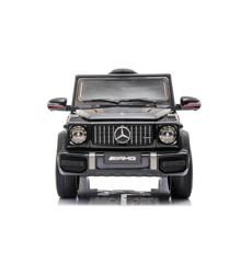 Azeno - Elbil - Licensed Mercedes AMG G63 - Sort