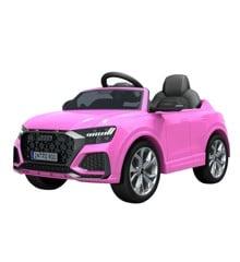 Azeno - Elbil - Licensed AUDI RSQ8 - Pink