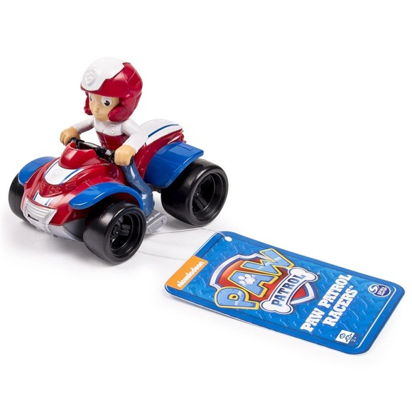 Paw Patrol - Rescue Racers - Ryder