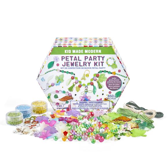 Kid Made Modern - Petal Party Jewelry Kit (921-152)