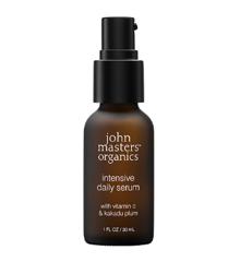 John Masters Organics - Intensive Daily Serum w. Vitamin C & Kakadu Plum 30 ml