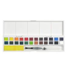 Derwent - Inktense farver, 24 i palette (603054)