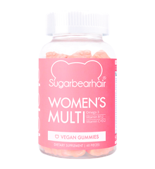SugarBearHair - Multi Vitaminer til Kvinder 60 Stk