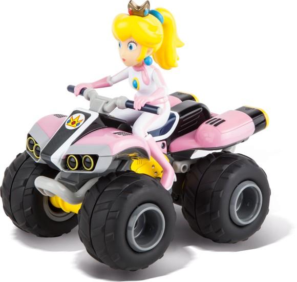 Carrera -  Nintendo RC Car - Mario Kart Peach - Quad (370200999X)