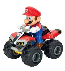 Carrera -  Nintendo RC Car - Mario Kart Mario  - Quad (370200996X)