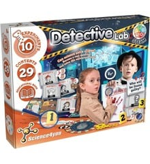 Science4you - Detective Lab (40239)