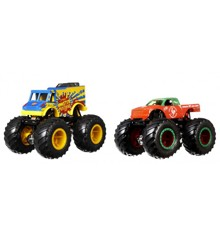 Hot Wheels - Monster Trucks 1:64 - Monster Portions vs. Tuong ot Sriragha (GTJ49)