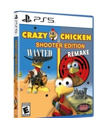 Crazy Chicken: Shooter Bundle