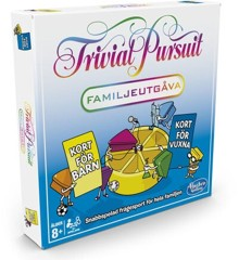 Hasbro Gaming - Trivial Pursuit - Family Edition (SE)