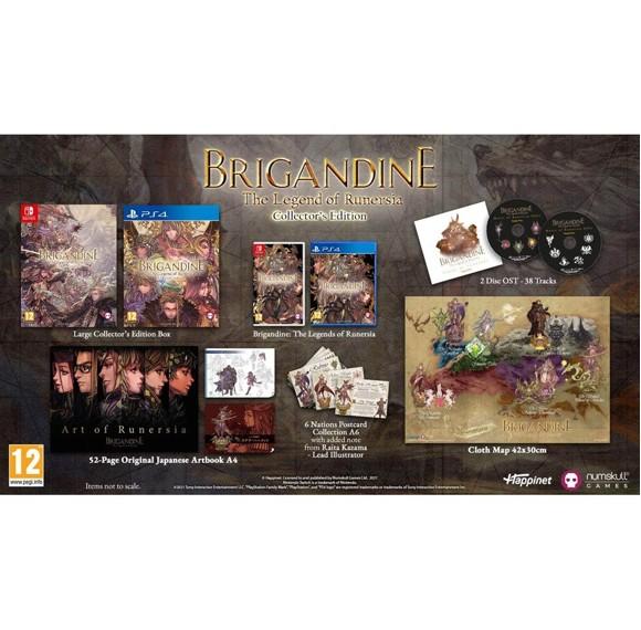 Brigandine (Collector's Edition)