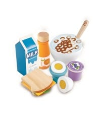 Hape - Delicious Breakfast Playset (87-3172)