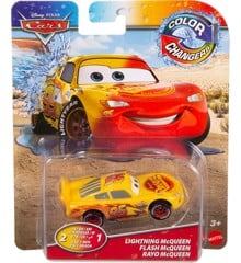 Disney Cars - Color Changers - Lightning McQueen (GNY95)