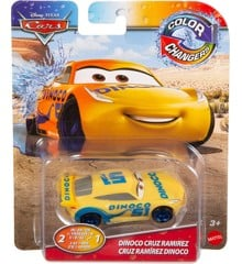 Disney Cars - Color Changers - Dinoco Cruz Ramirez (GNY97)