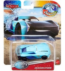 Disney Cars - Color Changers - Jackson Storm (GNY99)