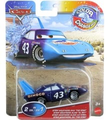 Disney Cars - Color Changers - Kongen (GTM40)