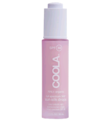 Coola - Classic Full Spectrum Sun Silk Drops Face Sunscreen SPF 30 - 30 ml