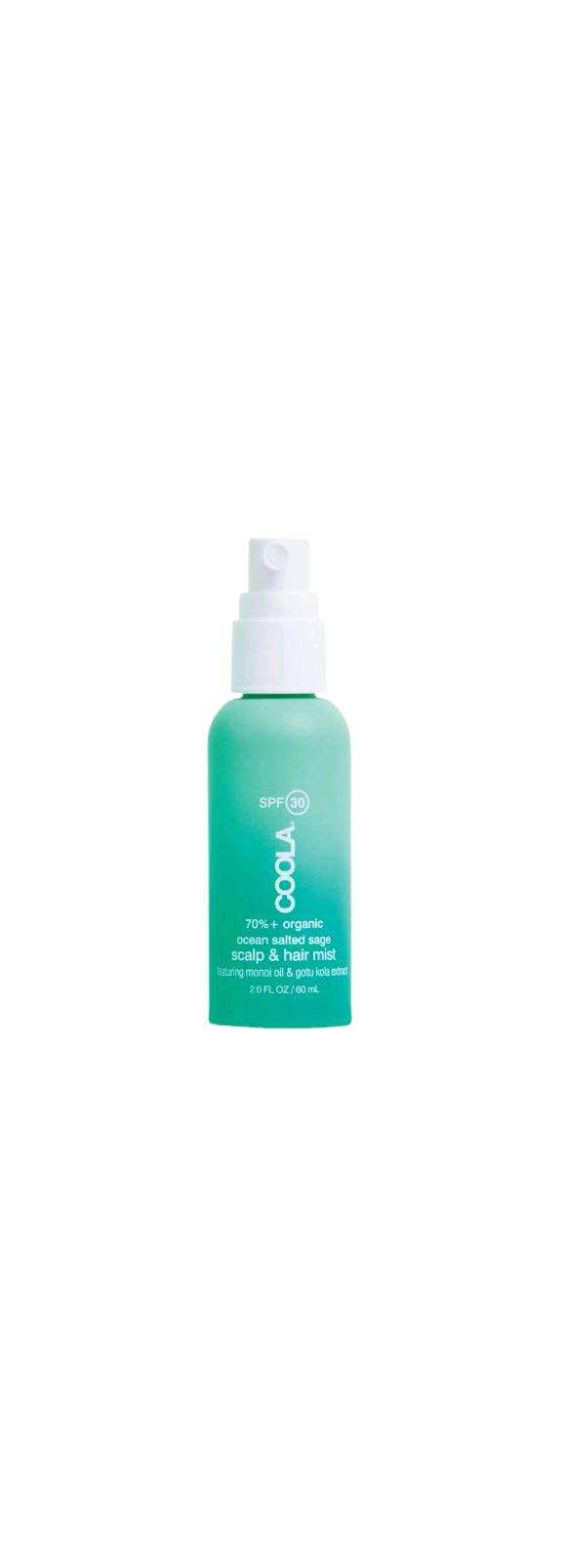 Coola - Classic Organic Scalp & Hair Mist SPF 30 - 59 ml