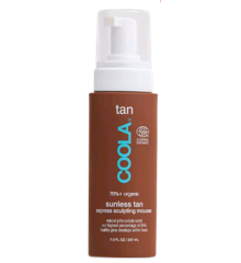 Coola - Sunless Tan Express Sculpting Mousse - 207 ml