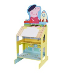 Peppa Pig - Wooden Play & Draw Easel (7430)