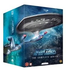 Star Trek: The next generation Season 01-S07 Repack