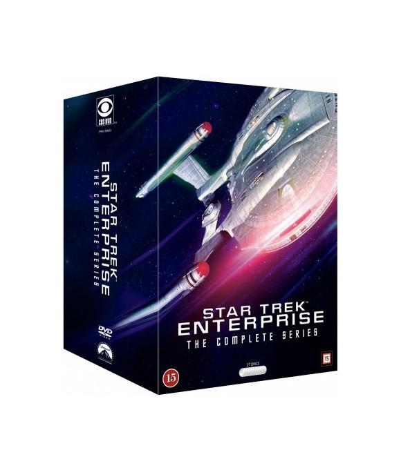 Star Trek: ENT S01-S04 Repack DVD