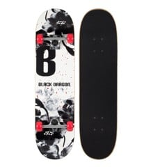 Black Dragon Skateboard - Street Nativism, 78 cm