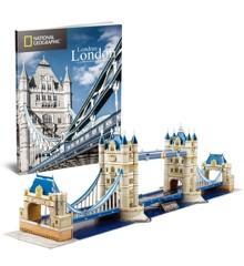 Cubic Fun - Tower Bridge 3D 120 pcs (200978)
