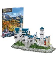 Cubic Fun - Neuschwanstein Castle 3D 121 pcs (200990)