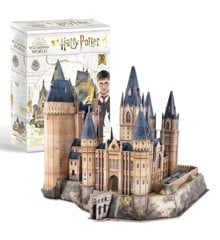 Cubic Fun - Hogwarts Astronomy Tower 3D 243 pcs (201012)