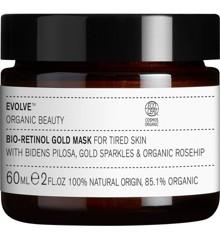 Evolve - Bio-Retinol Gold Maske 60 ml