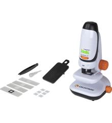 Celestron - Børnemikroskop med telefonadapter