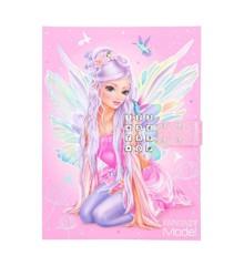 Top Model - Fantasy Dagbog m/Kode & Musik - Fairy